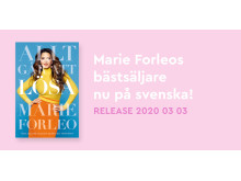 """Bokrelease """"Allt går att lösa"""" av Marie Forleo"""