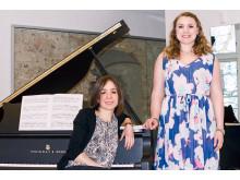 Sommarmusik 2014 – Duon Aria d'estate: Stefania Rustignoli och Kajsa Palmér