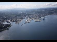 Havneområdene i Trondheim