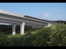 A49 Visualisierung Hessen