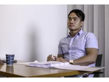 Thaison Vu reiser til Vietnam for å starte Ex-opplæringssenter for Trainor