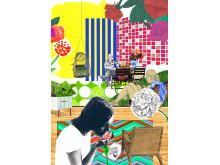 Trädgårdsflärd 1