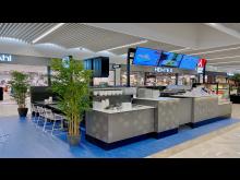 Sushi Yama i Valbo Köpcentrum