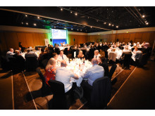 The Long Service Awards at the Hilton