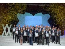 Preisträger des XX. Innovationspreises Thüringen