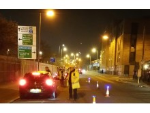 Disruption in L8 following murder