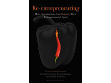 Cover: Re-entrepreneuring