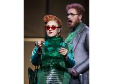 Figaros bröllop / Susanna Levonen som Marcellina & Lars Arvidson som Don Bartolo