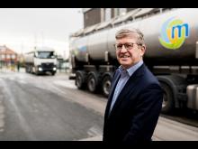 Nils Van Dam CEO Milcobel