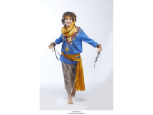 Charlie Grönvall som Aladdin