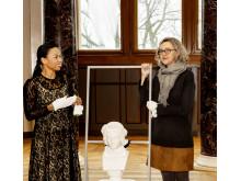 Inflyttningen i Nationalmuseum inleds