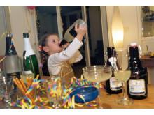 Alkohol gehört nicht in Kinderhände