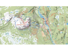 Masterplan for Trysil Bike Arena 2020-2030