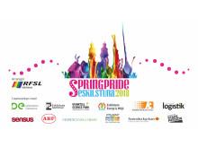 Springpride 2018 partners