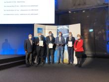 Ehrung des VDI Berlin-Brandenburg – Zwölf Absolventinnen und Absolventen der TH Wildau gehören zu den besten der Berliner und Brandenburger Hochschulen des Jahrgangs 2019/2020