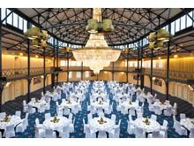 Historische Reithalle im Maritim Hotel Stuttgart