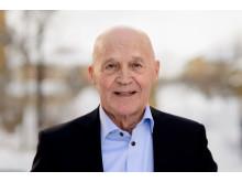 För lång och trogen tjänst, Tore Wikberg, en av fritidsnämndens stipendiater 2018