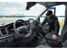 Ford transit 2-tonns 2019