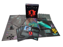 ALIEN RPG Starter Set Contents