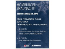 Homburger Braunacht 2019