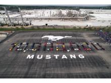 10 000 000 Ford Mustang tillverkade