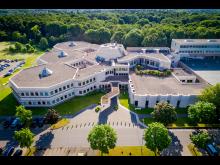 ARD ZDF Deutschlandradio Beitragsservice Luftaufnahme