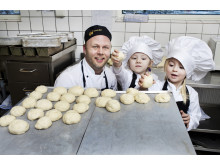 Bergalyckan i Lagan finalist i Arla Guldko 2015 Bästa Matglädjeförskola
