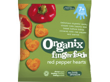 Red Pepper Hearts