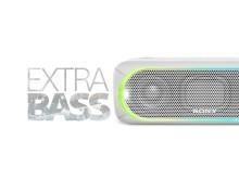 SRS-XB30 von Sony_weiss_6