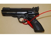 Webley gun