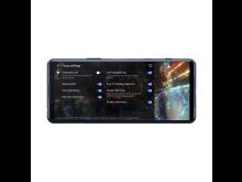 Xperia 5 II_game enhancer_competition set