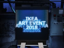 IKEA ART EVENT 2018 – Lekfull glaskonst