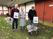 Byggnadsvårdspriset till Klockaregården i Stehags kyrkby