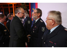 Landrat Kurth dankt vedienten Ehrenamtlern