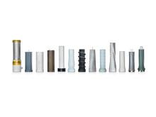 Dyson Airwrap Haarstyler: Prototypen Lockenaufsätze