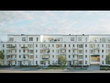 Riksbyggen, BrfTranebergsängen, Bromma