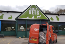 Go North East responding to an appeal from Abbey Vets in Chester-le-Street
