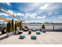 Dachterrasse in München - Kebony Deck