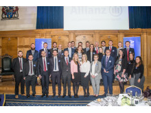 Allianz welcomes new brokers to its scholarship programme