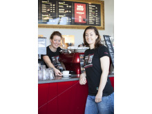 Barista Fair Trade Coffee i final i Arla Guldko® 2011