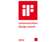 Logo iF Communication Design Award 2012