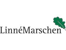 Linnémarschen logotype
