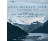 Martinsson CD-Presentiment