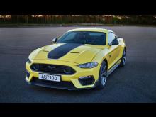Mustang Mach 1, 2021