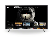 Sony BRAVIA XH90 4K HDR Full Array LED TV with Apple TV