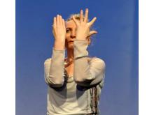 Eurythmistin Brigitte Mathisen