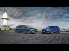 Ford Focus Active og Focus ST-Line 2021