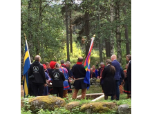 Repatrieringen av samiska kvarlevor i Lycksele 2019