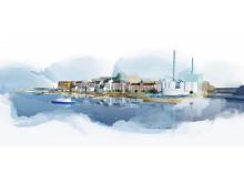 Illustration: Vilborg arkitekter