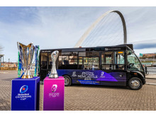Trophy Tour Bus